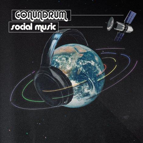 conundrum-social-music