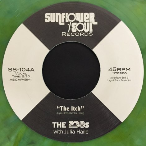 the-238s-the-itch-45-sunflower-soul-2017