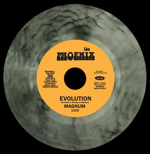 Magnum Evolution Beats 45 Edit Flea Market Funk
