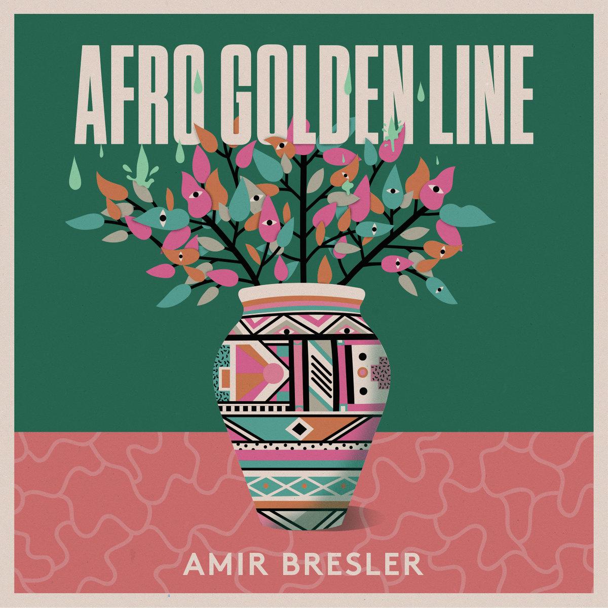 Amir Bresler Afro Golden Line Flea Market Funk