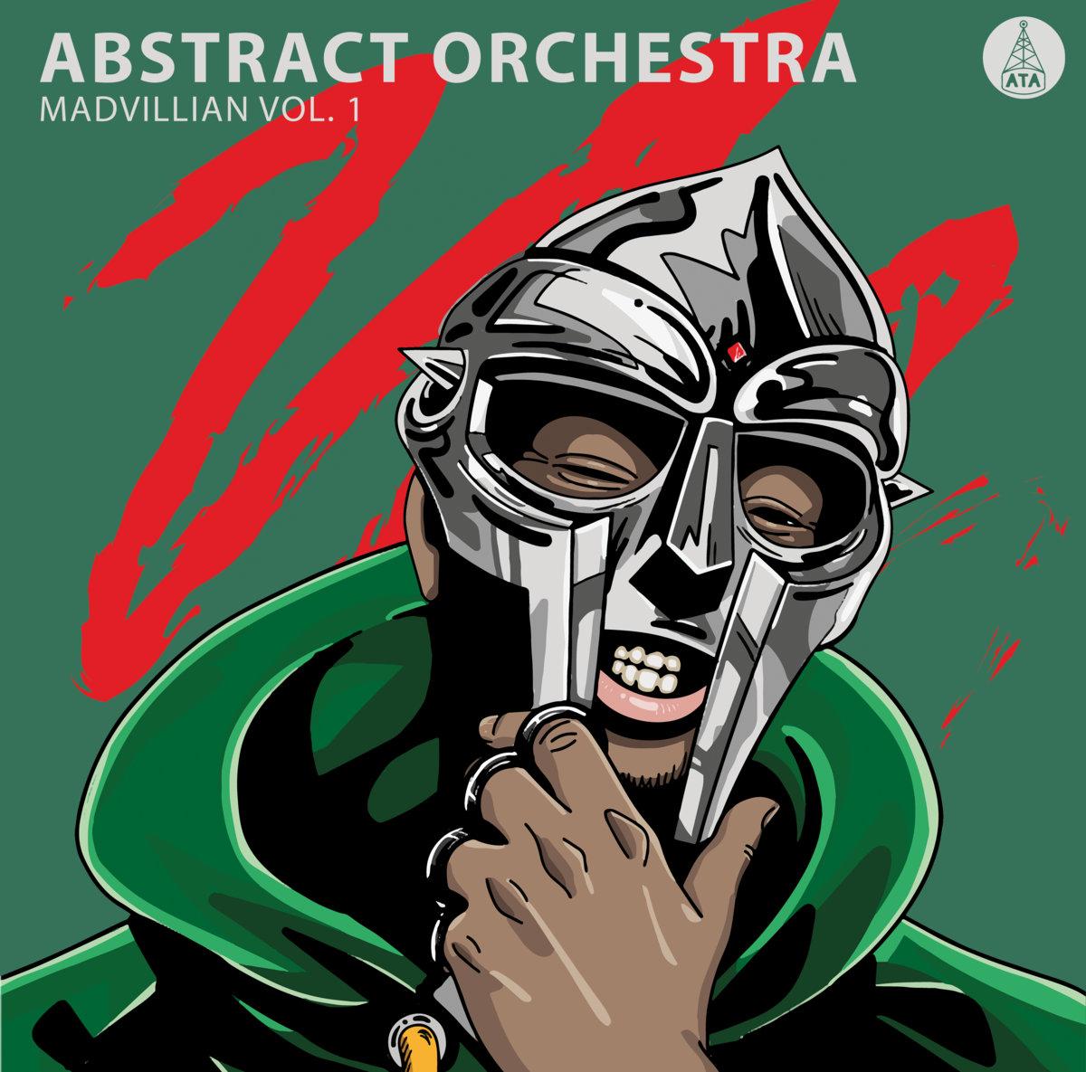 Abstract Orchestra Madvillian Vol 1 Flea Market Funk