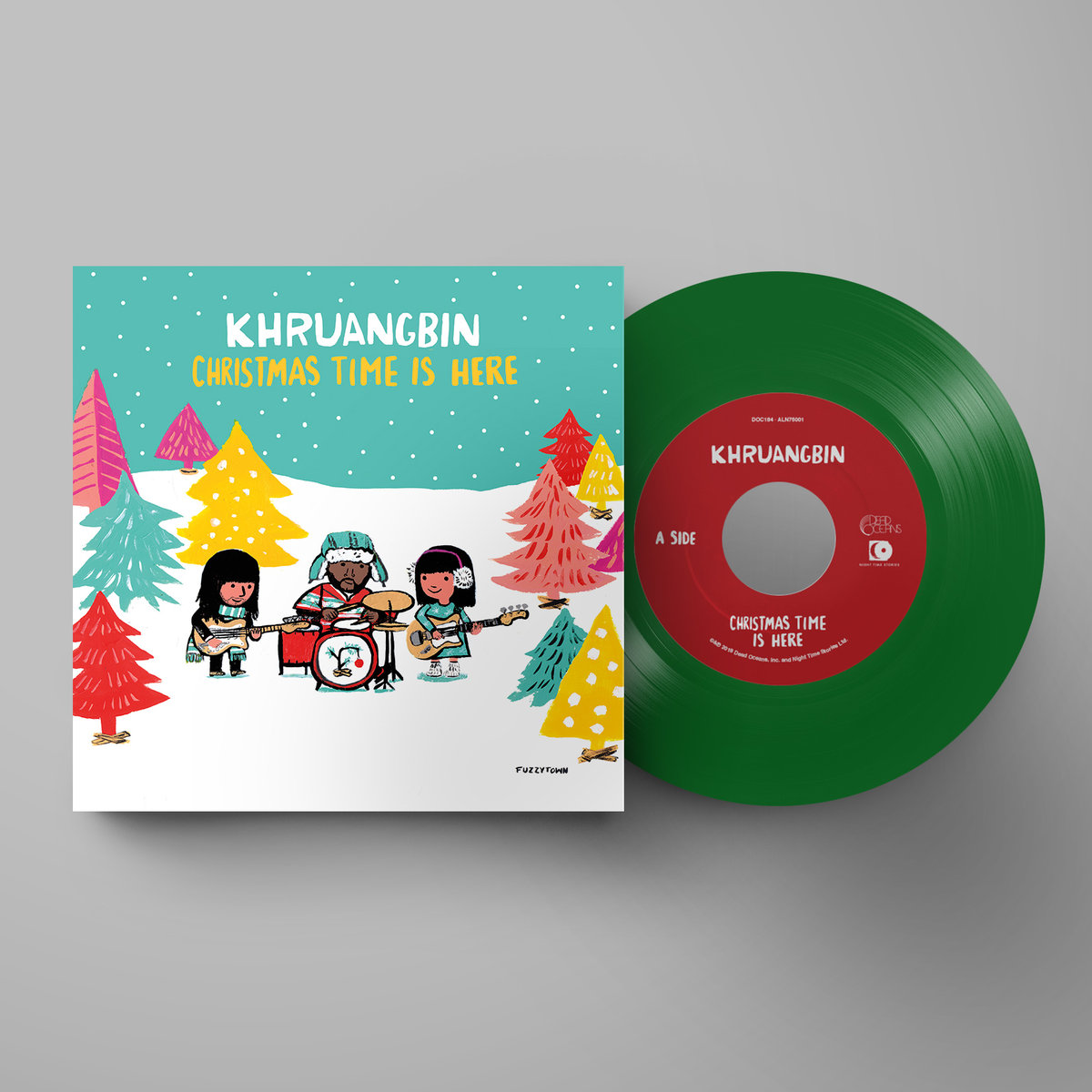 Khruangbin Christmas Time Is Here N Amp S America