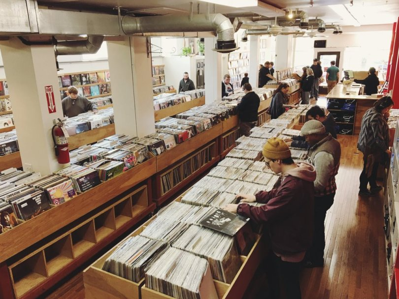 Records In The Time of Corona: Plaid Room Records | Flea Market Funk
